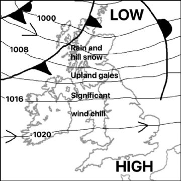 Synoptic chart for 08 Apr