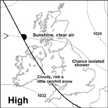 Synoptic chart for 12 Apr