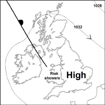 Synoptic chart for 13 Apr